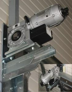 voorbeeld opsteekmotor