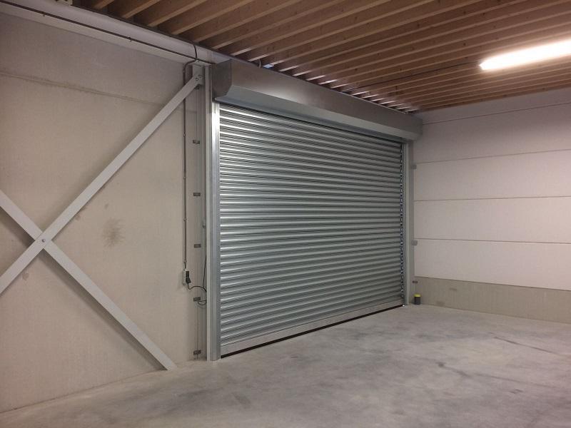 WK3 beveiligingsrolluik voor groothandel in Sittard