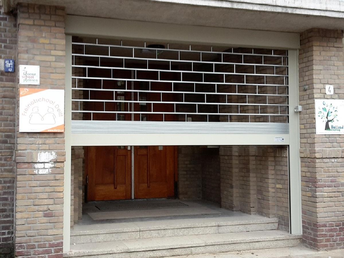 Stapelrolhek School Delft