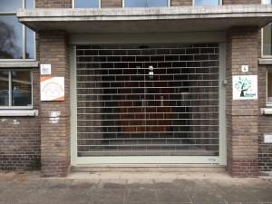 Stapelrolhek School Delft entree